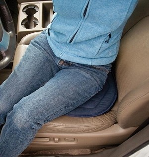 Auto Swivel Seat Cushion by Standers