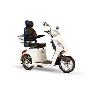 E-Wheels EW-36 3-Wheel Mobility Scooter - Discontinued