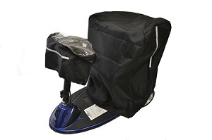 2 piece Scooter Seat and Tiller Cover Set