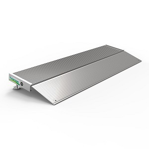 EZ - Access 12 Inch TRANSITIONS Angled Entry Ramp