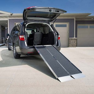 EZ - Access 6 foot SUITCASE Singlefold AS Ramp