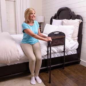 Mobility Bed Rail by Standers