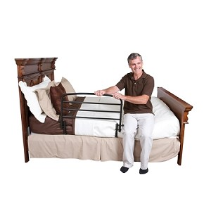 30 Inch Safety Bed Rail by Standers