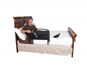 30 Inch Safety Bed Rail with Padded Pouch by Stander