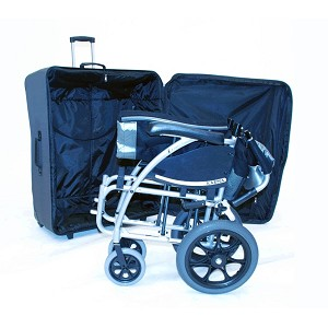 Wheelchair Travel Suitcase Bag