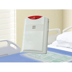 Smart Caregiver Cordless Alarm and Bed Pad