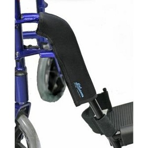 Synergy Gel Wraps for Swing Away  Wheelchair Footrests